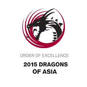 Order of Excellence 2015 Dragons of Asia