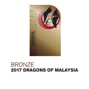Bronze 2017 Dragons of Malaysia